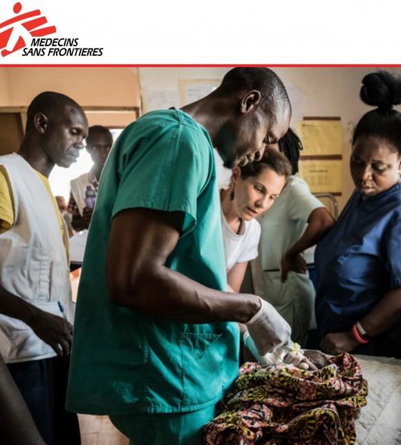 Photo: Medecins Sans Frontieres
